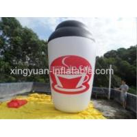Wholesale Giant Inflatable Coffee Cup For Sale from china suppliers