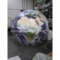 Wholesale Hot Selling Ourdoor Inflatable Earth Globe from china suppliers