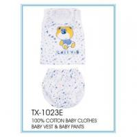 Buy cheap cheap cotton infant apparel from Wholesalers