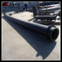 Abrasion Resistant Mine Tailings Pipe