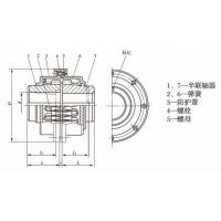 Wholesale JS, JSB type serpentine spring coupling from china suppliers