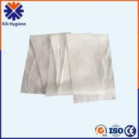 Buy cheap Thermal-bond Nonwoven Fabric For Makingh Disposable Adult Baby Diaper Materials from wholesalers