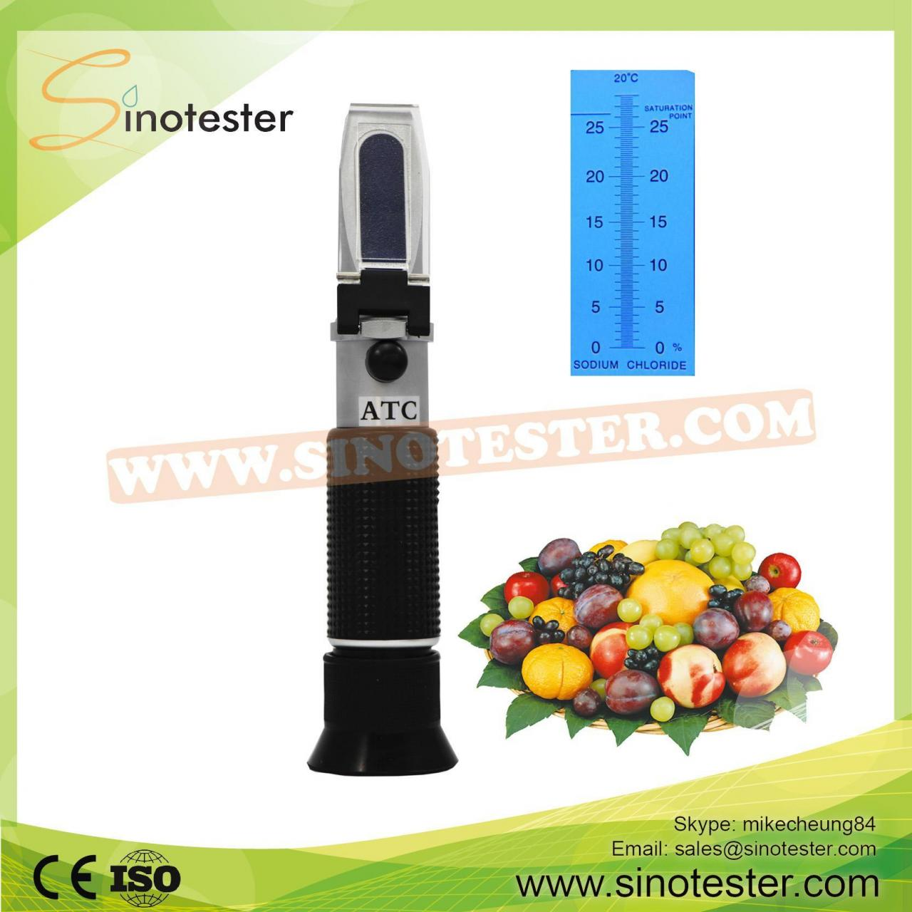 Wholesale Salinity Refractometer from china suppliers