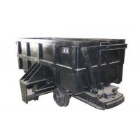 Wholesale Single Side Curved Rail Mine Car from china suppliers