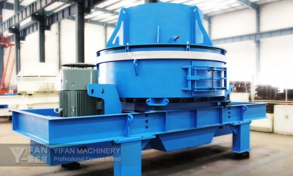 yifan machinery sand making machinery maintenance Zhengzhou yifan machinery co zhengzhou yifan machinery co, ltd of sand making machine are sold at home and abroad,is indispensable sand production line machine 3lubrication oil station continuous lubrication to reduce downtime maintenance time.