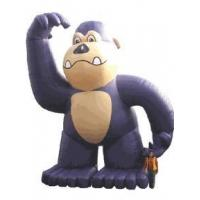 30' inflatable gorilla with blower