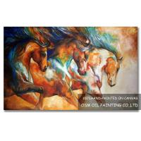 Wholesale Number:OSM-An10016Home decoration modern frameless animals paintings on canvas from china suppliers