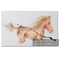 Wholesale Number:OSM-An100153Home decoration modern frameless animals paintings on canvas from china suppliers
