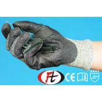 Wholesale 10-3G243 10-3G277 DSM new generation HMPE yarn 3g10 knitting glove with Polyurethane coated on palm from china suppliers