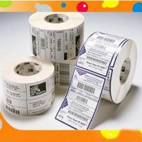 Buy cheap Custom Barcode Sticker from wholesalers