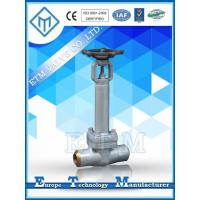 Wholesale ANSI Bellows Sealed Gate Valve from china suppliers