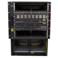 China Cisco WS-C6509-E WS-SUP720-3B 2x WS-X6348 WS-X6524-100FX-MM WS-X6416-GBIC NO PS on sale