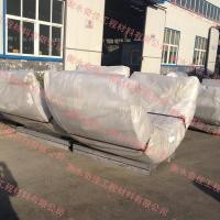 China Flange Corrugated galvanized Metal Pipe connection-corrugated metal pipe on sale