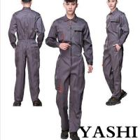 Wholesale Uniform Custom Embroidery Cotton Work Wear Uniform Overall from china suppliers