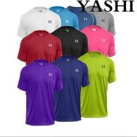 Wholesale Uniform Mens Dry Fit Mesh Sport T-Shirt from china suppliers