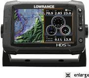 Wholesale Lowrance HDS-7m Gen2 Touch Insight GPS Chartplotter from china suppliers
