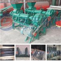 Coconut shell charcoal rod extruder machine