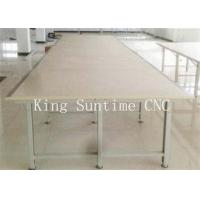 China Customized Textile Cutting Table For Fabric New Type Combined Air Cushion Form on sale