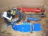 The conversion kit steering UMZ (with large shower)