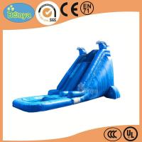 High quality inflatable games giant inflatable slide for sale