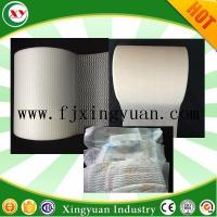 Wholesale Nonwoven Magic frontal tape for disposable diaper raw materials from china suppliers