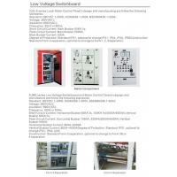 Buy cheap Low Voltage SwitchBoard MCB&MCCB Enclosure from wholesalers