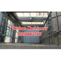 Wholesale Simple lift cargo ladder top view from china suppliers