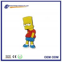 Wholesale Decoration Embossed PVC Rubber Magnet from china suppliers