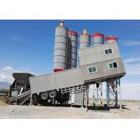 Buy cheap Green Mobile Concrete Mixing Station from wholesalers
