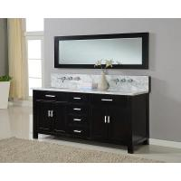 Modern freestanding bathroom cabinet