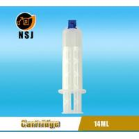 Dental Cartridge 14ml 1:1 Disposable Double Dental Empty Silicone Syringe