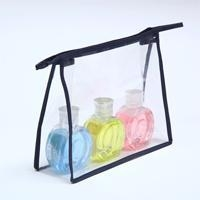 Quality clear pvc cosmetic bag for sale