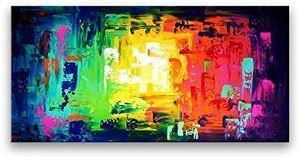 China Hand-painted Abstract Online Paintings with Oils Reproduction Art
