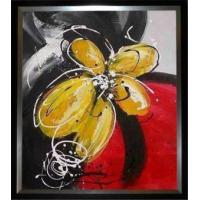 Buy cheap Handmade Contemporary Fine Art Wall Oil Paintings for Home Decoration from wholesalers