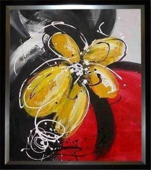 China Handmade Contemporary Fine Art Wall Oil Paintings for Home Decoration