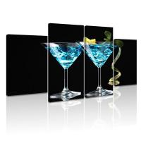 Buy cheap Cocktail Decorative Painting on Canvas Prints from Photos from wholesalers