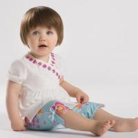 Wholesale baby clothing sets DB1759 davebella baby printed clothing sets from china suppliers
