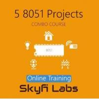 Buy cheap Online Courses 5 8051 Embedded System Projects Online Project Based Course (Combo Course) from wholesalers