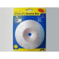China 5 Carbide Abrasive Disc CT-12 on sale