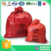 Wholesale Biohazard Medical Waste Bag from china suppliers