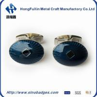 Wholesale Handsome Authentic Black Lacquer French Shirt Cufflinks for Mens from china suppliers