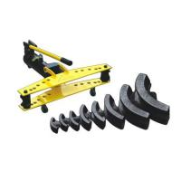 Buy cheap 3inch Manual Hydraulic Pipe Bender from Wholesalers