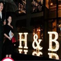 China Customized Vintage Style Metal Marquee Letters on sale