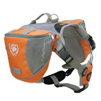 Dog Backpack S M L - Strong Design - Compact Nylon Lead Incl