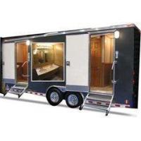 Wholesale Luxury AC Mobile Toilet Van from china suppliers