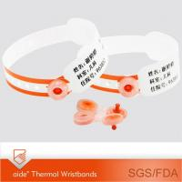 Wholesale Medical Id Wristbands-SK10C from china suppliers