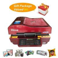 China 3D Vaccum Heat Press Machine For Iphone and Mugs with Free Shipping-$60 Gift Package Included on sale