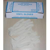 Buy cheap HPV602 disposable vinyl glove from Wholesalers