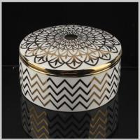 Wholesale Novelty Presents Box Made in Ceramic Jewelry Box from china suppliers