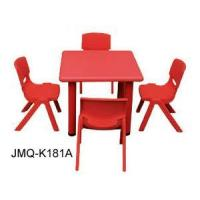 Wholesale Plastic School Table and Chair from china suppliers